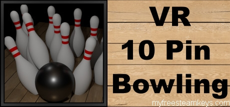 10 Pin Bowling (VR Support) free steam key