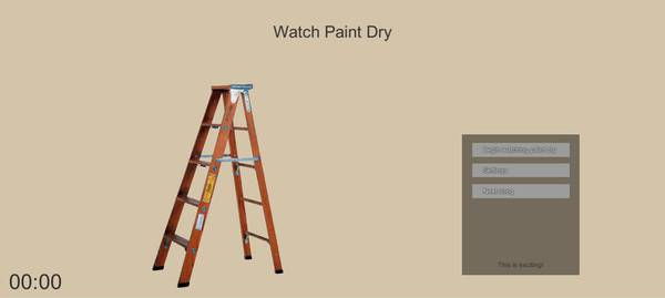 Watch Paint Dry - 1