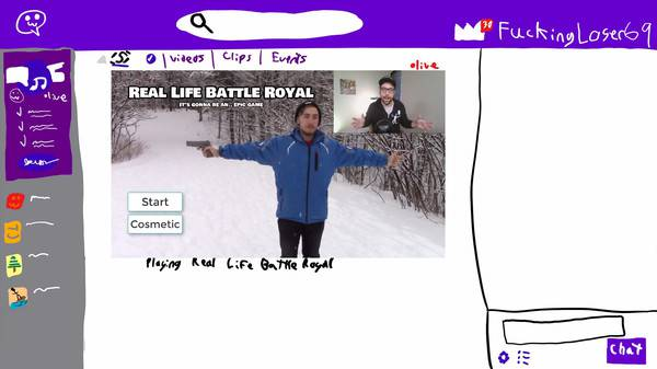 Real Life Battle Royal: It's gonna be an… EPIC game - 6