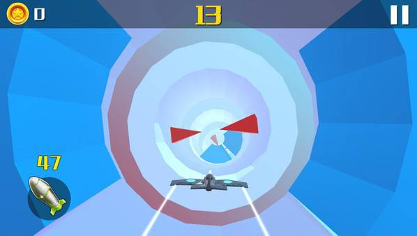 Plane in Hole - 4