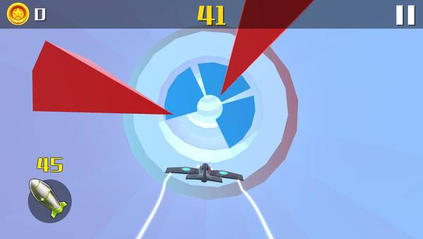 Plane in Hole - 7