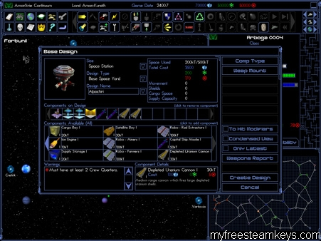 Space Empires IV Deluxe - 1