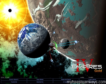 Space Empires IV Deluxe - 5