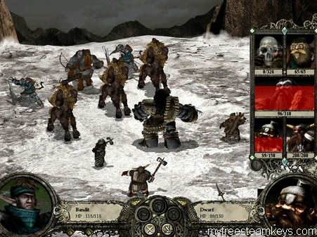 Disciples II: Rise of the Elves - 9