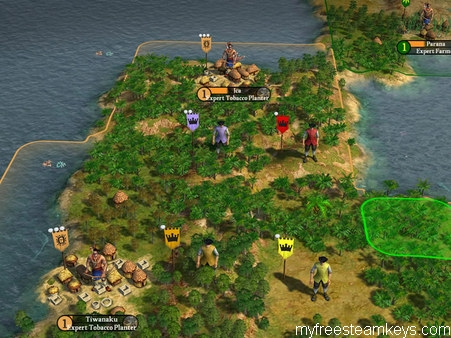 Sid Meier's Civilization IV: Colonization - 1