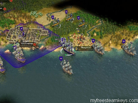 Sid Meier's Civilization IV: Colonization - 3