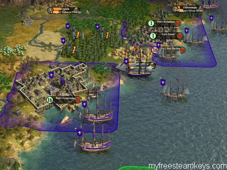 Sid Meier's Civilization IV: Colonization - 4