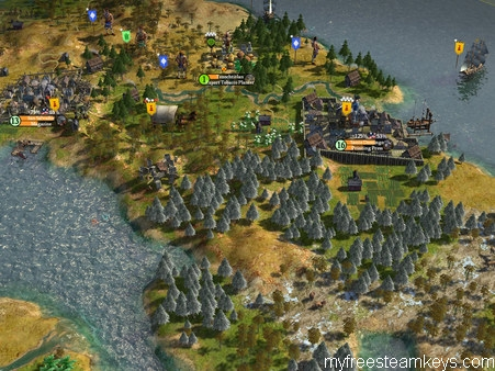 Sid Meier's Civilization IV: Colonization - 5