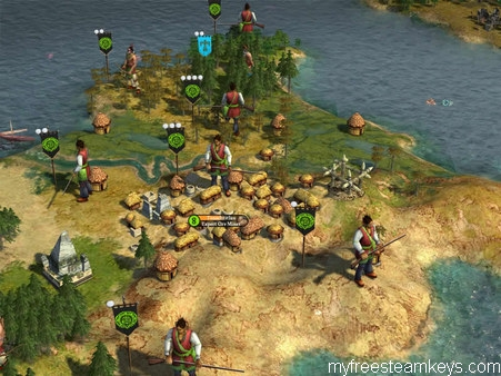 Sid Meier's Civilization IV: Colonization - 7