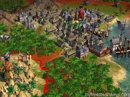 Sid Meier's Civilization IV: Colonization - 8