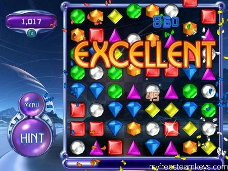Bejeweled 2 Deluxe - 1