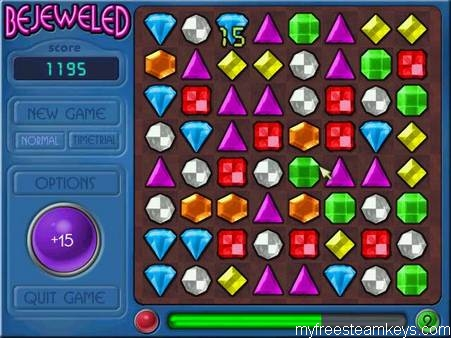 Bejeweled Deluxe - 1