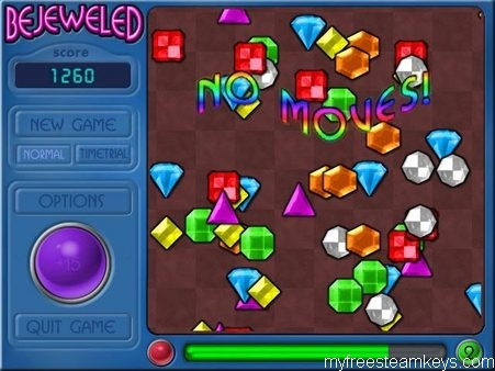 Bejeweled Deluxe - 2