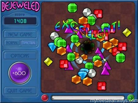 Bejeweled Deluxe - 3
