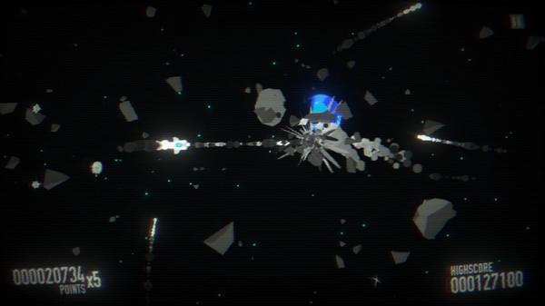 SPACE ASTEROID SHOOTER ???? RETRO ACHIEVEMENT ODYSSEY - 5