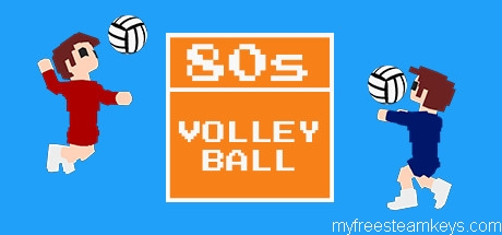 80s Volleyball free steam key
