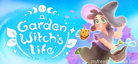 A Garden Witch's Life free steam key