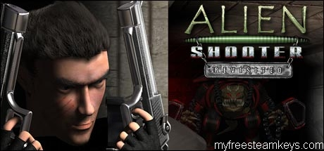 Alien Shooter: Revisited free steam key