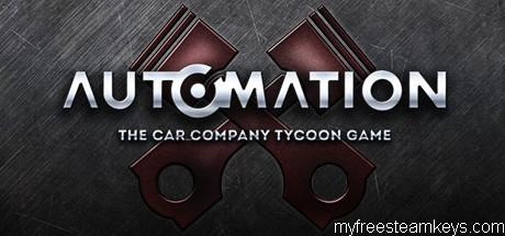 Automation – The Car Company Tycoon Game