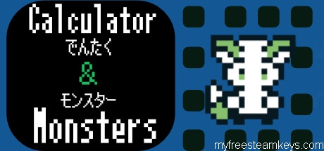 Calculator and monsters free steam key