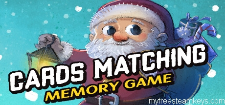 Cards Matching Memory Game free steam key