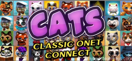 Cats – Classic Onet Connect free steam key