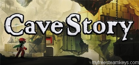 Cave Story+ free steam key