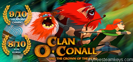 Clan O'Conall and the Crown of the Stag free steam key