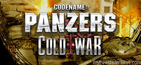 Codename: Panzers – Cold War free steam key