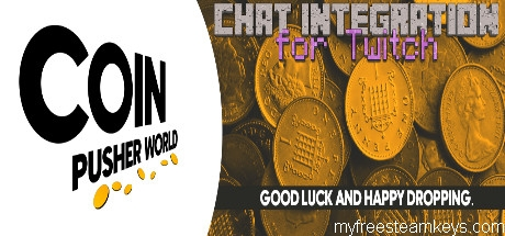 Coin Pusher World free steam key