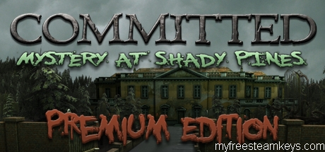 Committed: Mystery at Shady Pines – Premium Edition