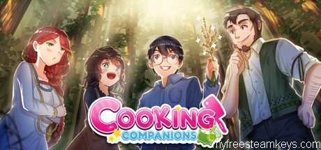 Cooking Companions free steam key