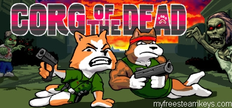 Corg of the Dead free steam key