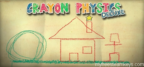 Crayon Physics Deluxe free steam key