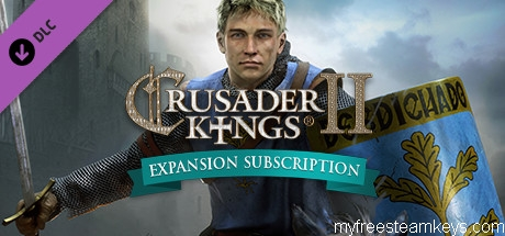 Crusader Kings II – Expansion Subscription free steam key