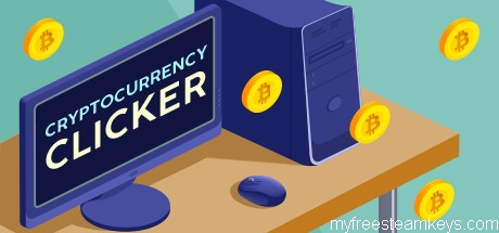 Cryptocurrency Clicker