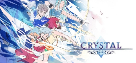 Crystal Story: The Hero and the Evil Witch
