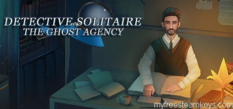 Detective Solitaire The Ghost Agency