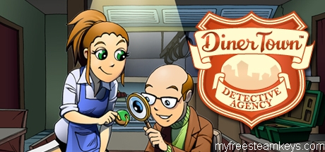 DinerTown Detective Agency free steam key