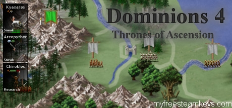 Dominions 4: Thrones of Ascension