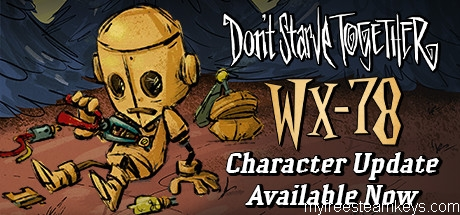 Don't Starve Together free steam key