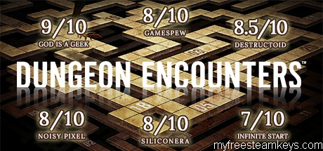 DUNGEON ENCOUNTERS free steam key