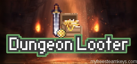 Dungeon Looter free steam key