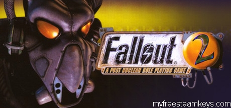 Fallout 2: A Post Nuclear Role Playing Game free steam key