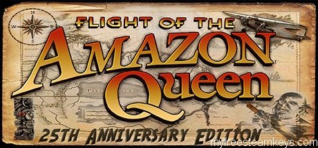 Flight of the Amazon Queen: 25th Anniversary Edition