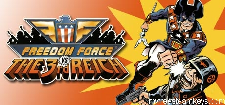 Freedom Force vs. the Third Reich free steam key