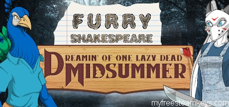 Furry Shakespeare: Dreamin' of One Lazy Dead Midsummer