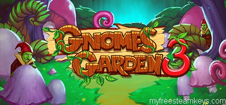 Gnomes Garden 3: The thief of castles free steam key