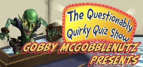 Gobby McGobblenutz Presents – The Questionably Quirky Quiz Show free steam key