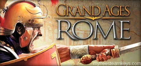 Grand Ages: Rome free steam key